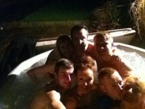 East Goscote Hot Tub Hire