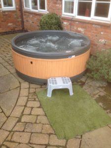 Long Eaton Hot Tub Hire