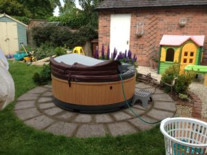 Matlock Hot Tub Hire