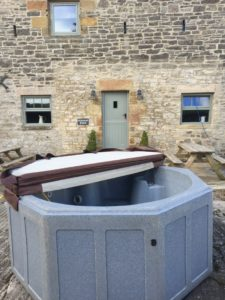 Measham Hot Tub Hire
