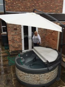 Ruddington Nottingham Hot Tub Hire