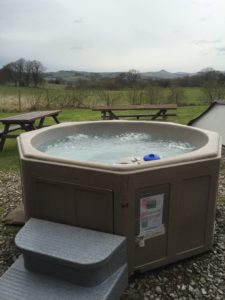 Walton on the Wolds Hot Tub Hire