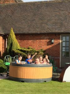 Whitwick Hot Tub Hire