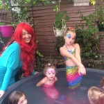 Hot Tub Hire Walsall Children's Party